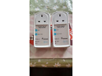 Comtrend DH-10PF 200Mbps Powerline Adapter ( pair )