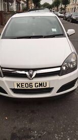 White Astra for sale