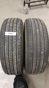 2 pneus Bridgestone Dueler 225/70/16