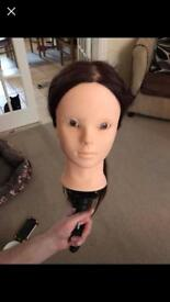 Hairdressing doll and accessories