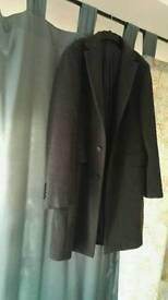 Designer Nicole Farhi mens coat