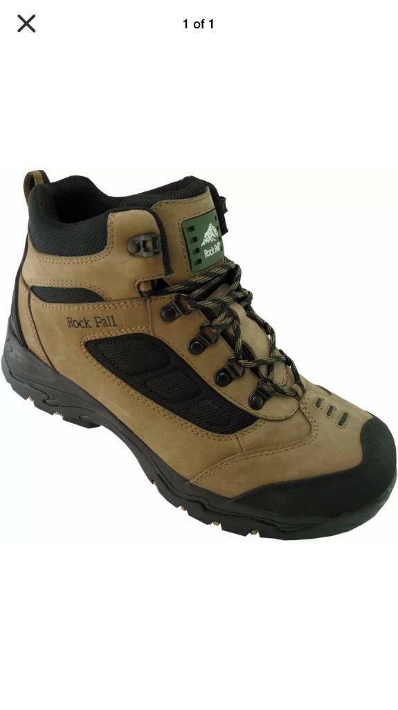 Top Quality Rockfall Safety Boots