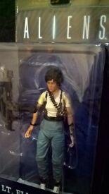 Aliens Neca Ripley Figure Rare