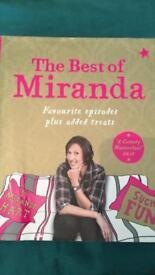 Miranda Hart book.