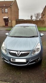 Vauxhall Corsa 1.3 CDTi, 56 Reg, 12 months MOT