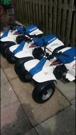 W a n t e d Suzuki lt 50 or Lta 50 kids quad