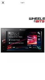 Pioneer Touch Screen Head Unit