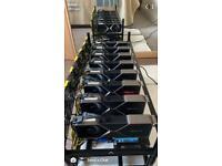 Crypto mining rig 800 mh/s