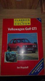 Volkswagen golf gti book