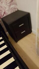 ********TWO BEDSIDE CHESTS IN GREAT CONDITION*******