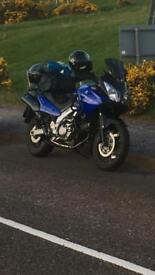 Suzuki V-Strom 650 - Sale or px / Swap for tourer