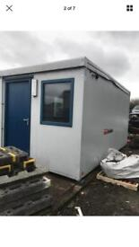 Portakabin pre fab building , shipping container, site office