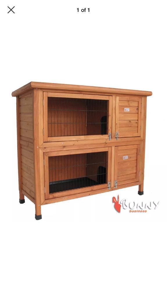 Brand new Rabbits hutch