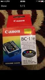 Canon cartridge BC-11E