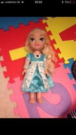 Singing Elsa doll frozen