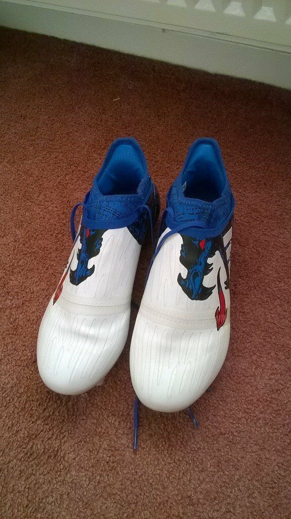 Brand new Adidas 16 plus Pure Chaos Football Boots