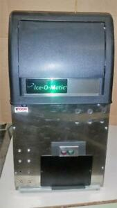 Commercial Ice Machine - Refurbished Ice O Matic undercounter ice maker - 84 pounds of ice/day
