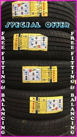 """SPECIAL OFFER"" 185/60R 15 84H OPALS 4 TYRE'S INCLUDING FITTING BALANCING ONLY £100"