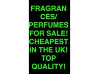 FRAGRANCES/PERFUME FOR SALE. ALL DESIGNERS AVAILABLE