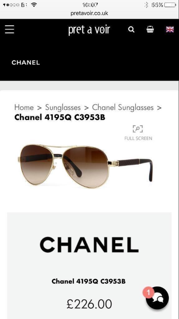 911b7f17419 Chanel sunglasses