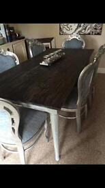 Dining table from Made