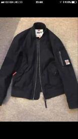Men's larger superdry bomber jacket in vgc