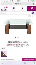 PRICE DROP Coffee table for sale