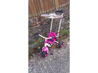 Toddler Pink Trike