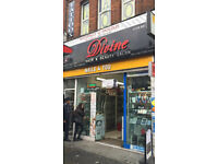 Large office on Busy Wood Green High Street near the station