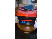 Malibu Plastic Fishing Box / Seat