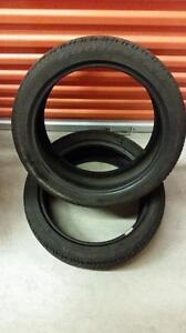 (E24) Pneus Ete - Summer Tires 205-45-17 Goodyear RunFlat