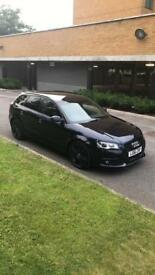 2012 AUDI A3 S LINE BLACK EDITION SPORTBACK (FACELIFT, MINT, VERY RARE AMAZING COLOUR)