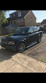 Range Rover tdv8