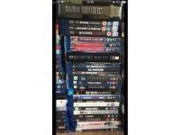 55+ Blu ray collection