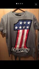 Moschino #1 USA T shirt