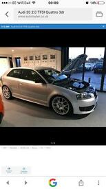 Audi s3 1 off huge spec 500bhp monster!!!!!