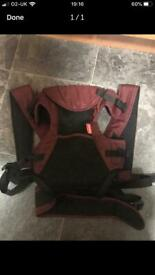 Baby carrier 3.5-15kg