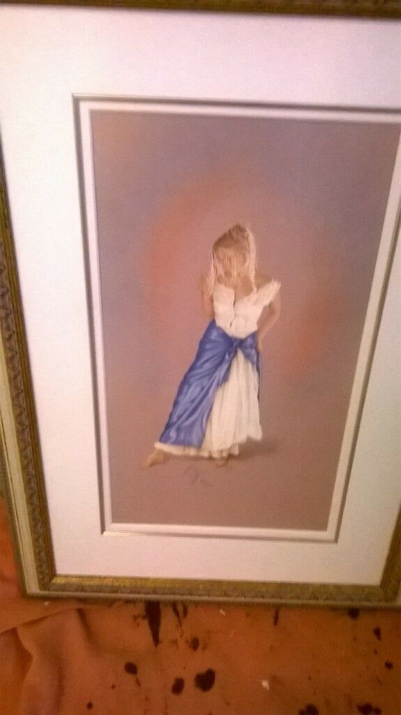 FRAMED LIMITED EDITION PICTURE