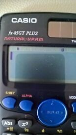 Casio fx-85GT PLUS calculator