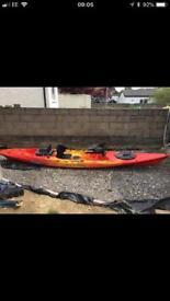 Fishing Kayak, ocean prowler 4.5