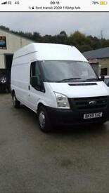 Ford transit lwb 2.4 **BREAKING ALL PARTS**