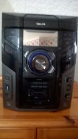 philips usb rip and play stereo system