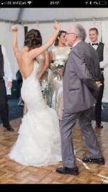 Wedding dress. Maggie Sottero