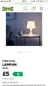 IKEA new table lamp