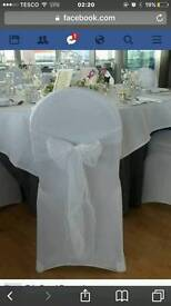 100 Wedding lycra chair covers