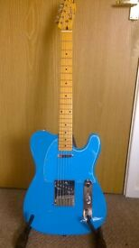 vintage Fender squire Telecaster lead guitar late 80's/90's (Korean)