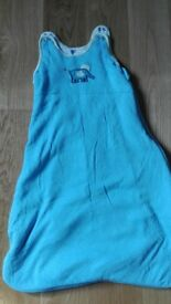 Baby sleeping bag 6-18 months