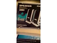 KEYBOARD,MOUSE AND SPEAKERS BUNDLE,USB TYPE
