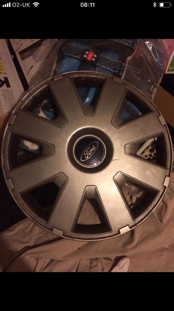Ford Mondeo Wheel trims x4