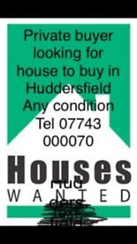 Cash paid for rundown houses in Huddersfield any condition